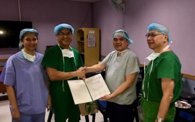 UP-PGH Rhinoplasty, Otoplasty and Dimple Creation Workshop